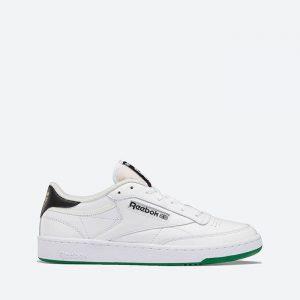 נעלי סניקרס ריבוק לגברים Reebok Club C 85 Human Rights Now - לבן