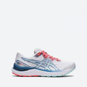 נעלי ריצה אסיקס לנשים Asics Gel-Cumulus 23 - לבן
