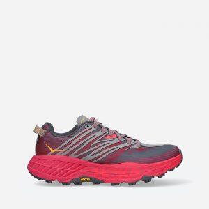 נעלי ריצה הוקה לנשים Hoka One One CLIFTON 8 - אדום