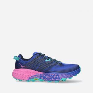נעלי ריצה הוקה לנשים Hoka One One CLIFTON 8 - סגול