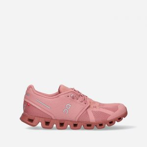 נעלי ריצה און לנשים On Cloud Mochrome - ורוד