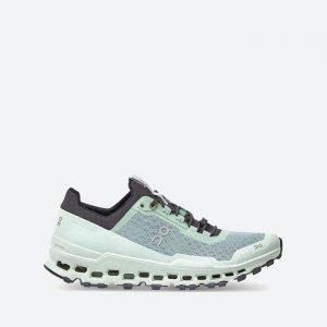 נעלי ריצה און לנשים On Cloudultra - ירוק