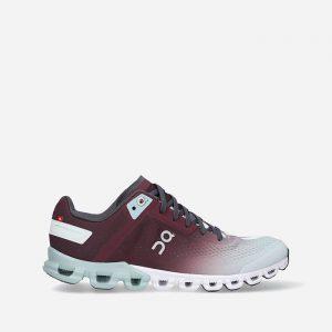 נעלי ריצה און לנשים On Running Cloudflow - צבעוני בהיר