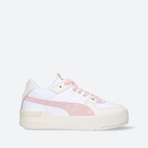 נעלי סניקרס פומה לנשים PUMA Cali Sport Frosted Hike - לבן