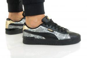 נעלי סניקרס פומה לנשים PUMA JADA SNAKE PREMIUM - שחור