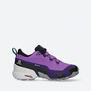 נעלי טיולים סלומון לנשים Salomon Cross Hike Gore-Tex - סגול