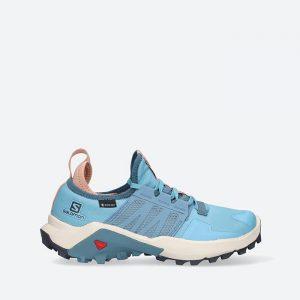נעלי ריצת שטח סלומון לנשים Salomon MADCROSS GORE-TEX - כחול
