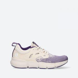 נעלי ריצה סלומון לנשים Salomon Predict Soc2 - לבן/סגול