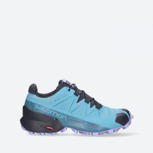 נעלי ריצת שטח סלומון לנשים Salomon Speedcross 5 Gore-Tex - כחול