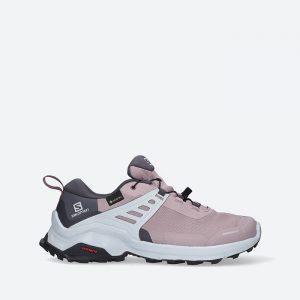 נעלי טיולים סלומון לנשים Salomon X Raise Gore-Tex - ורוד