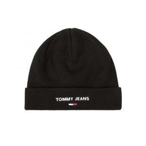 כובע טומי הילפיגר לנשים Tommy Hilfiger Sport - שחור