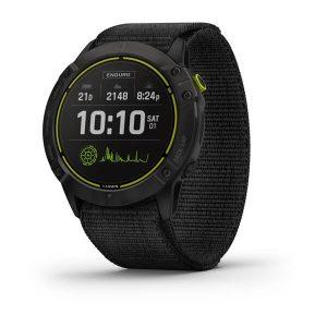 שעון גרמין לגברים Garmin Enduro Solar - שחור