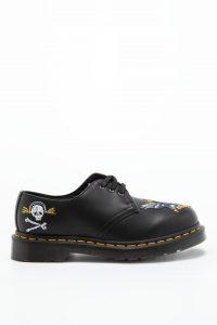 נעלי אלגנט דר מרטינס  לגברים DR Martens Souvenir - שחור