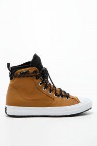 נעלי סניקרס קונברס לגברים Converse CHUCK TAYLOR ALL STAR - חום/כתום
