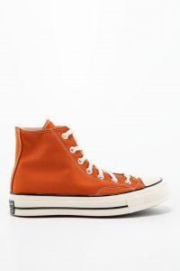 נעלי סניקרס קונברס לגברים Converse CHUCK TAYLOR 70 - כתום