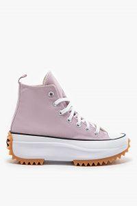 נעלי סניקרס קונברס לנשים Converse Color Run Star Hike - ורוד