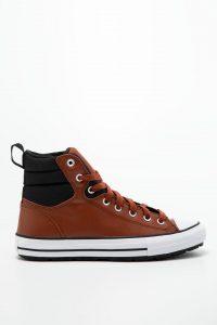 נעלי סניקרס קונברס לגברים Converse BERKSHIRE - חום
