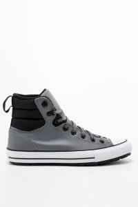 נעלי סניקרס קונברס לגברים Converse Chuck Taylor Berkshire - אפור/שחור