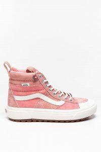 נעלי סניקרס ואנס לנשים Vans SK8 Hi MTE 2 0 DX - ורוד