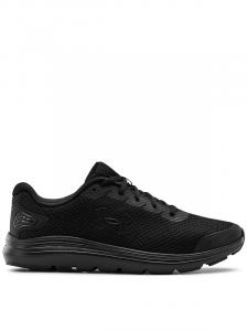 נעלי ריצה אנדר ארמור לגברים Under Armour Charged Pursuit 2 Rip - שחור