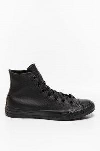 נעלי סניקרס קונברס לגברים Converse Ct Hi - שחור