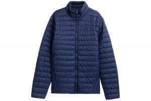 ג'קט ומעיל פור אף לגברים 4F H4Z21 KUMP003 - כחול