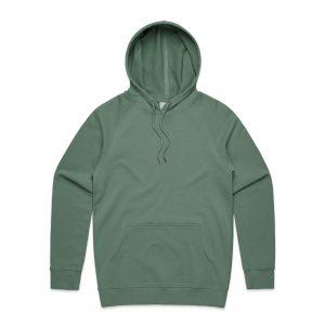 סווטשירט אס קולור לגברים As Colour premium hood - ירוק