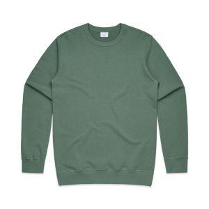 סווטשירט אס קולור לגברים As Colour premium crew - ירוק