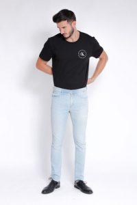 ג'ינס קלווין קליין לגברים Calvin Klein clear - כחול