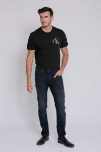 ג'ינס קלווין קליין לגברים Calvin Klein FIT - כחול