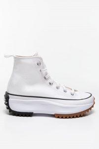 נעלי סניקרס קונברס לגברים Converse 166799C Run Star Hike JWA - לבן מלא