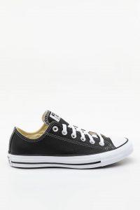 נעלי סניקרס קונברס לגברים Converse Chuck Taylor All Star TRAMPKI LEATHER - שחור