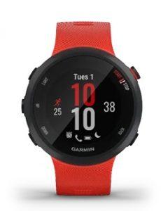 שעון גרמין לגברים Garmin Forerunner 45 - אדום