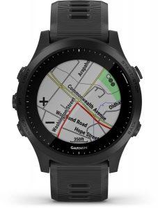שעון גרמין לגברים Garmin Forerunner 945 - שחור