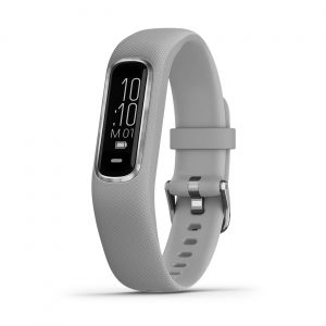 שעון גרמין ליוניסקס Garmin Vivosmart 4 - אפור בהיר