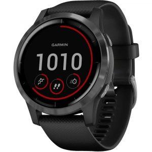 שעון גרמין לגברים Garmin Vivoactive 4 - שחור