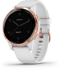 שעון גרמין לגברים Garmin Vivoactive 4s - לבן