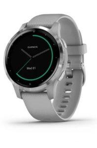 שעון גרמין לגברים Garmin Vivoactive 4s - כסף