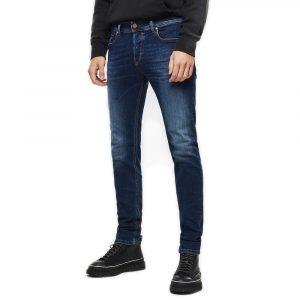 ג'ינס דיזל לגברים DIESEL SLEENKER - כחול