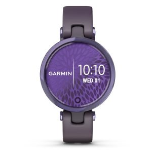 שעון גרמין לנשים Garmin Lily sport - סגול