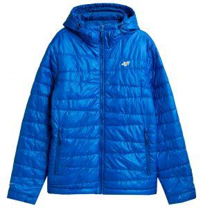 ג'קט ומעיל פור אף לגברים 4F H4Z21 KUMP005 - כחול