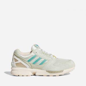 נעלי סניקרס אדידס לגברים Adidas Originals ZX 8000 - ירוק
