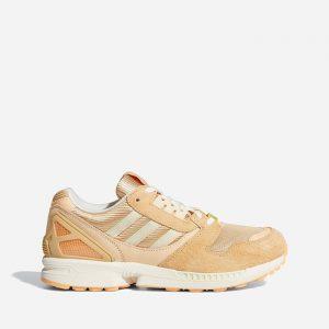 נעלי סניקרס אדידס לגברים Adidas Originals ZX 8000 - כתום