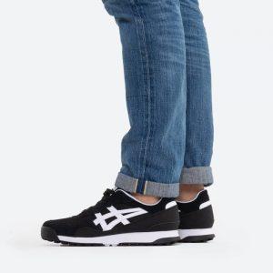 נעלי סניקרס אסיקס טייגר לגברים Asics Tiger Horizona - שחור