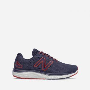 נעלי ריצה ניו באלאנס לגברים New Balance M680 - כחול