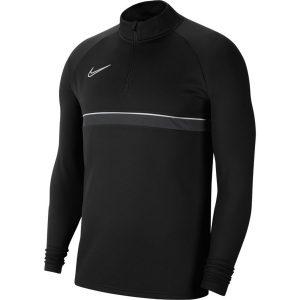 ג'קט ומעיל נייק לגברים Nike Academy 21 Dril Top - שחור
