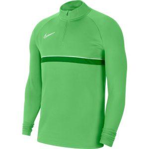 ג'קט ומעיל נייק לגברים Nike Academy 21 Dril Top - ירוק