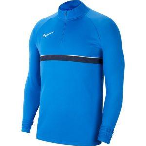 ג'קט ומעיל נייק לגברים Nike Academy 21 Dril Top - כחול