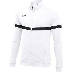 ג'קט ומעיל נייק לגברים Nike Academy 21 Track Jacket - לבן