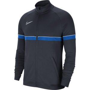 ג'קט ומעיל נייק לגברים Nike Academy 21 Track Jacket - כחול כהה